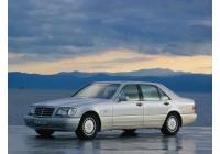Mercedes Benz S <br>W140