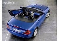 Mercedes Benz SLK R170