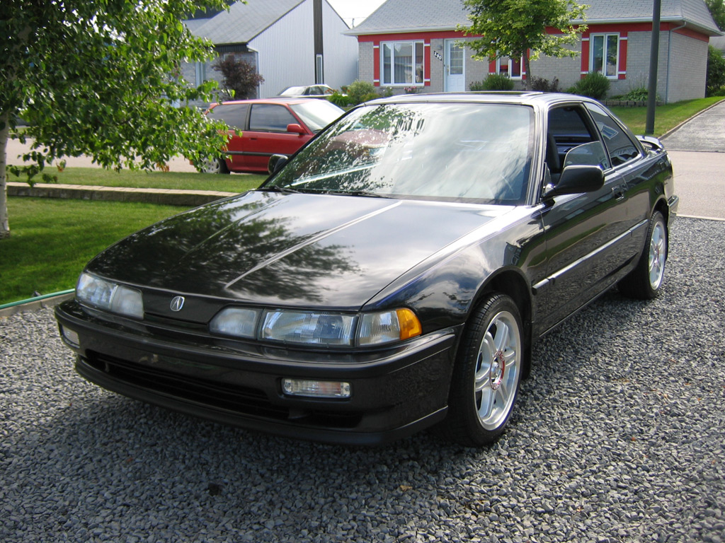 Acura Integra 1991 Specifications Description Photos