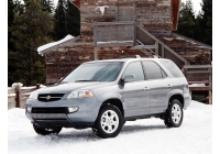 Acura MDX <br>2001