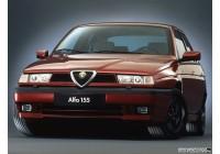 Alfa Romeo 155 <br>167