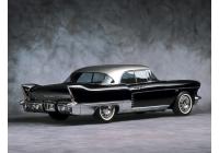 Cadillac Eldorado <br>Второе поколение 1955-1958