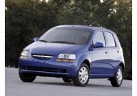 Chevrolet Aveo <br>2003
