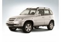 Chevrolet Niva <br>2002