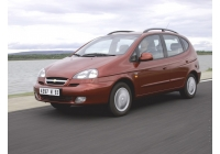 Chevrolet Rezzo <br>2004