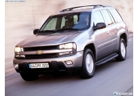 Chevrolet TrailBlazer <br>GMT800