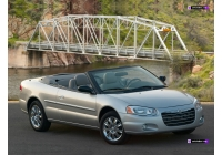 Chrysler Sebring Convertible <br>JR