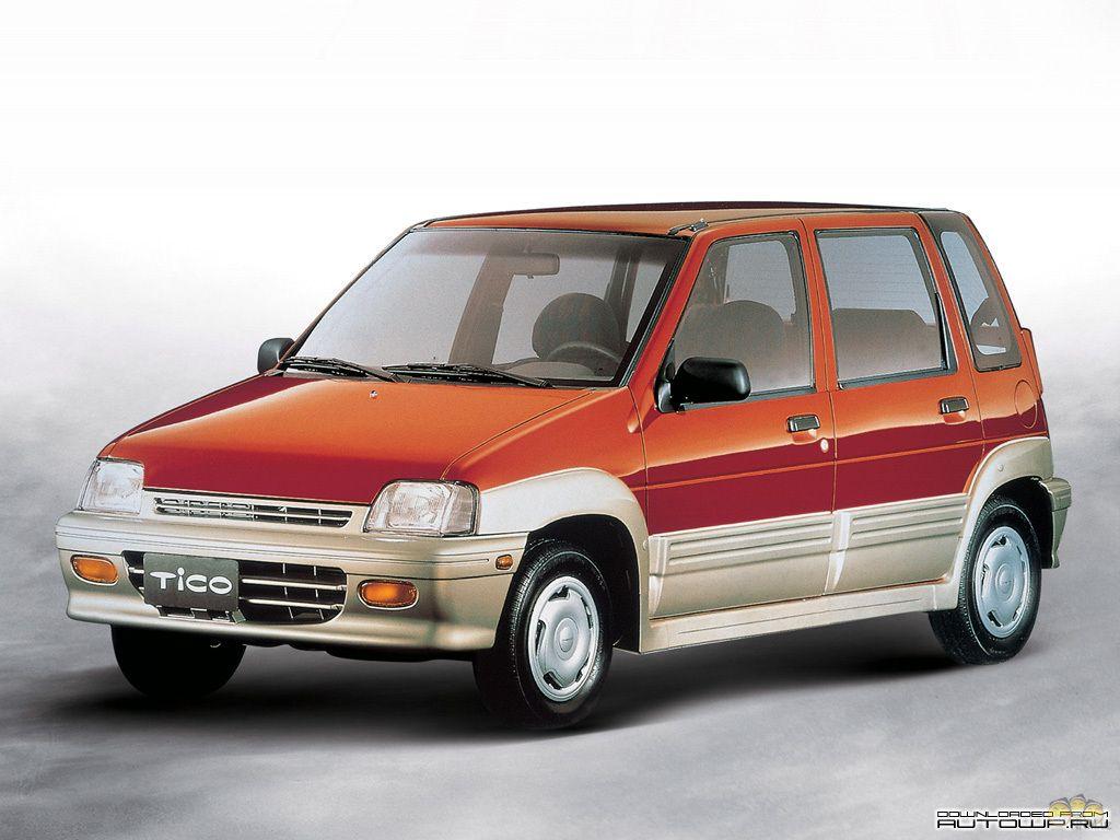 Daewoo Tico KLY3 - specifications, description, photos.