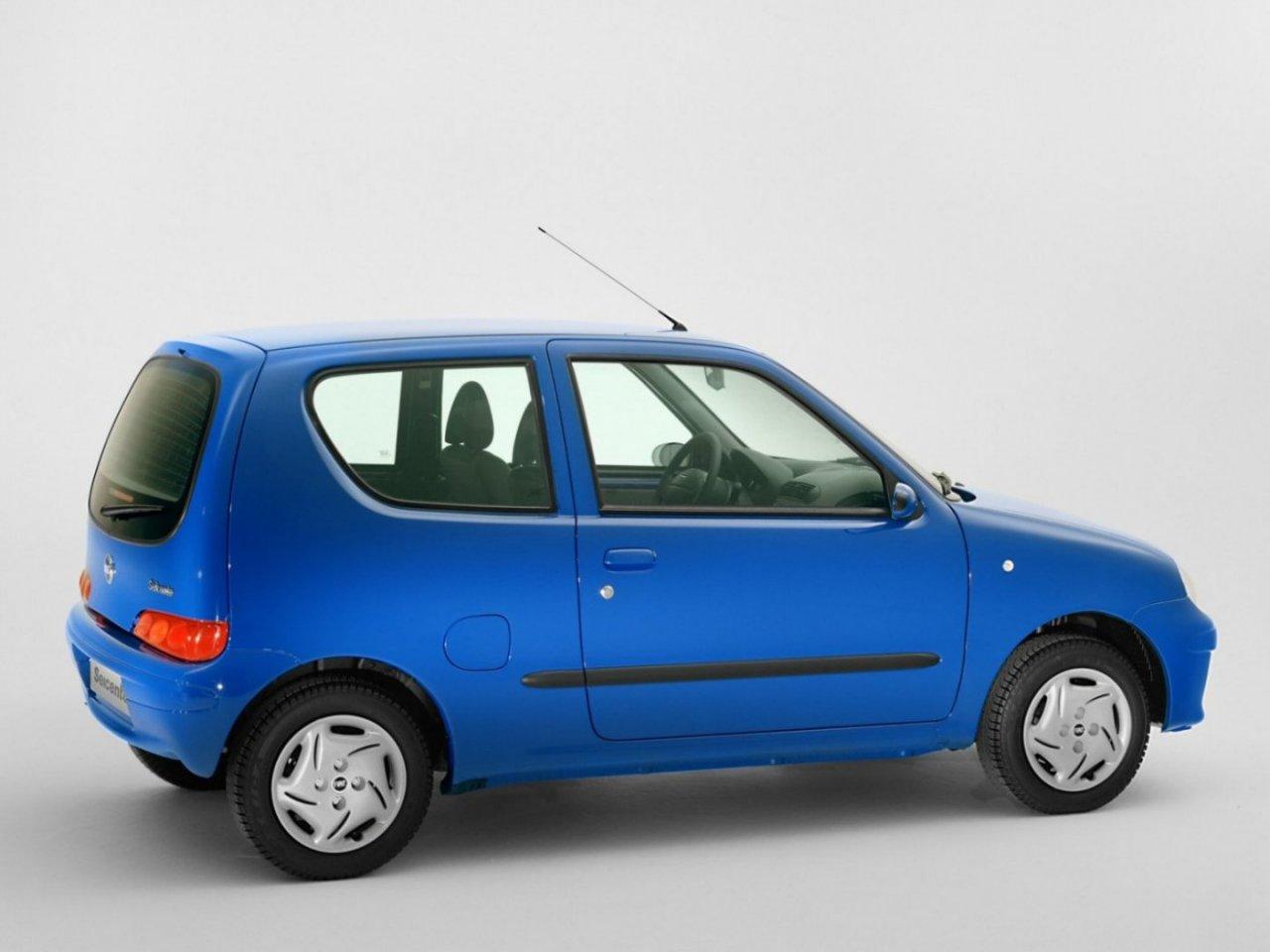 Fiat Seicento Fiat Seicento 187 Fiat