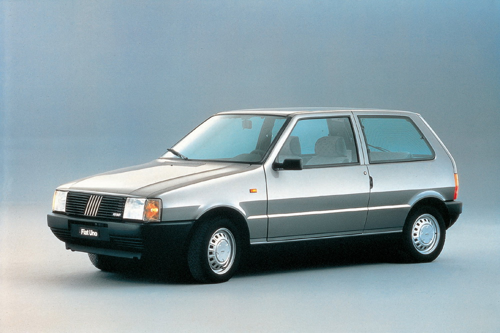 Fiat Uno - specifications, description, photos.