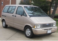 Ford Aerostar <br>1986