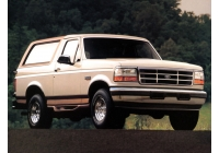 Ford Bronco <br>U15N