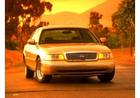Ford Crown Victoria <br>Р7