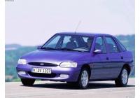 Ford Escort <br>GAL;AAL;ABL