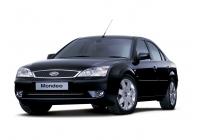 Ford Mondeo <br>Третье поколение