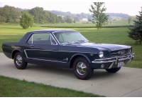 Ford Mustang <br>Первое поколение