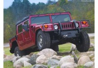 Hummer H1 Picup