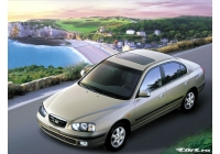 Hyundai Elantra <br>XD