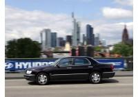 Hyundai Equus Первое поколение