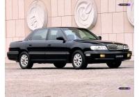 Hyundai Grandeur <br>1992