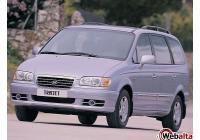 Hyundai Santamo <br>1999