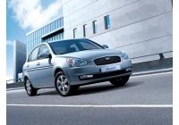 Hyundai Verna <br>2006