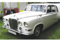 Jaguar DS420 <br>1968