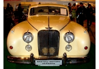 Jaguar Mark VII <br>1950