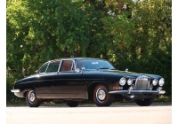 Jaguar Mark X <br>1961