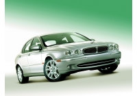 Jaguar X-Type <br>CF1