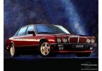 Jaguar XJ6 <br>XJ40