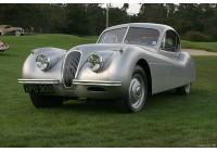 Jaguar XK120 <br>1951