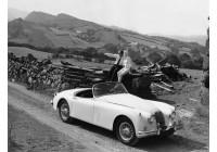 Jaguar XK150 <br>1958