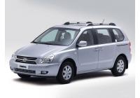 Kia Motors CarnivalII <br>2001