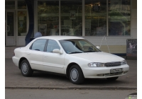Kia Motors Clarus <br>К9А