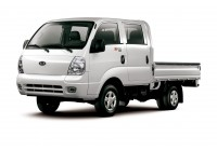 Kia Motors K2500 Double Cab