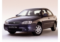 Kia Motors Spectra <br>2002