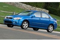 Kia Motors Spectra <br>2004
