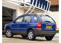 Kia Motors Sportage 2004