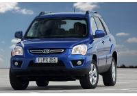 Kia Motors Sportage <br>2004
