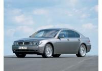BMW 7xxi  <br>Е65