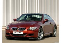 BMW M6 <br>Е63