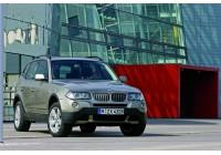 BMW X3 <br>Е83
