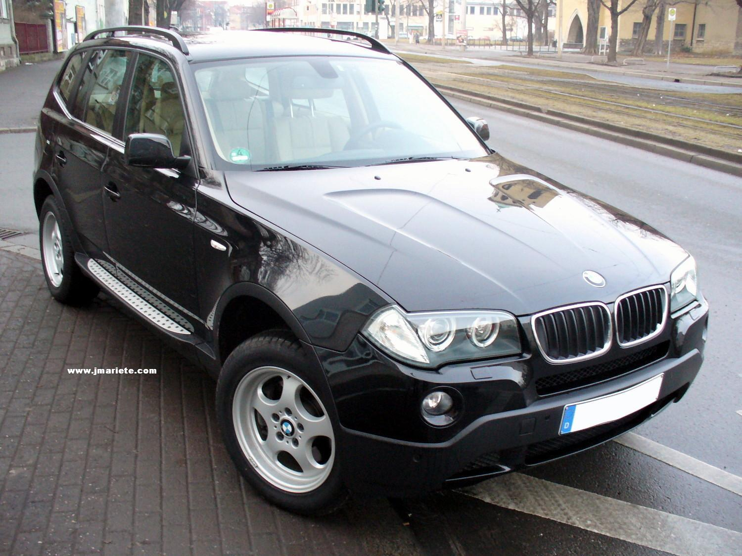 bmw x3 e83 specifications description photos. Black Bedroom Furniture Sets. Home Design Ideas