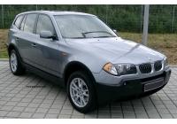 BMW X3 <br>E83
