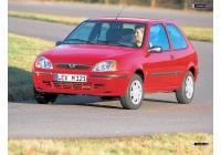 Mazda 121 <br>Третье поколение