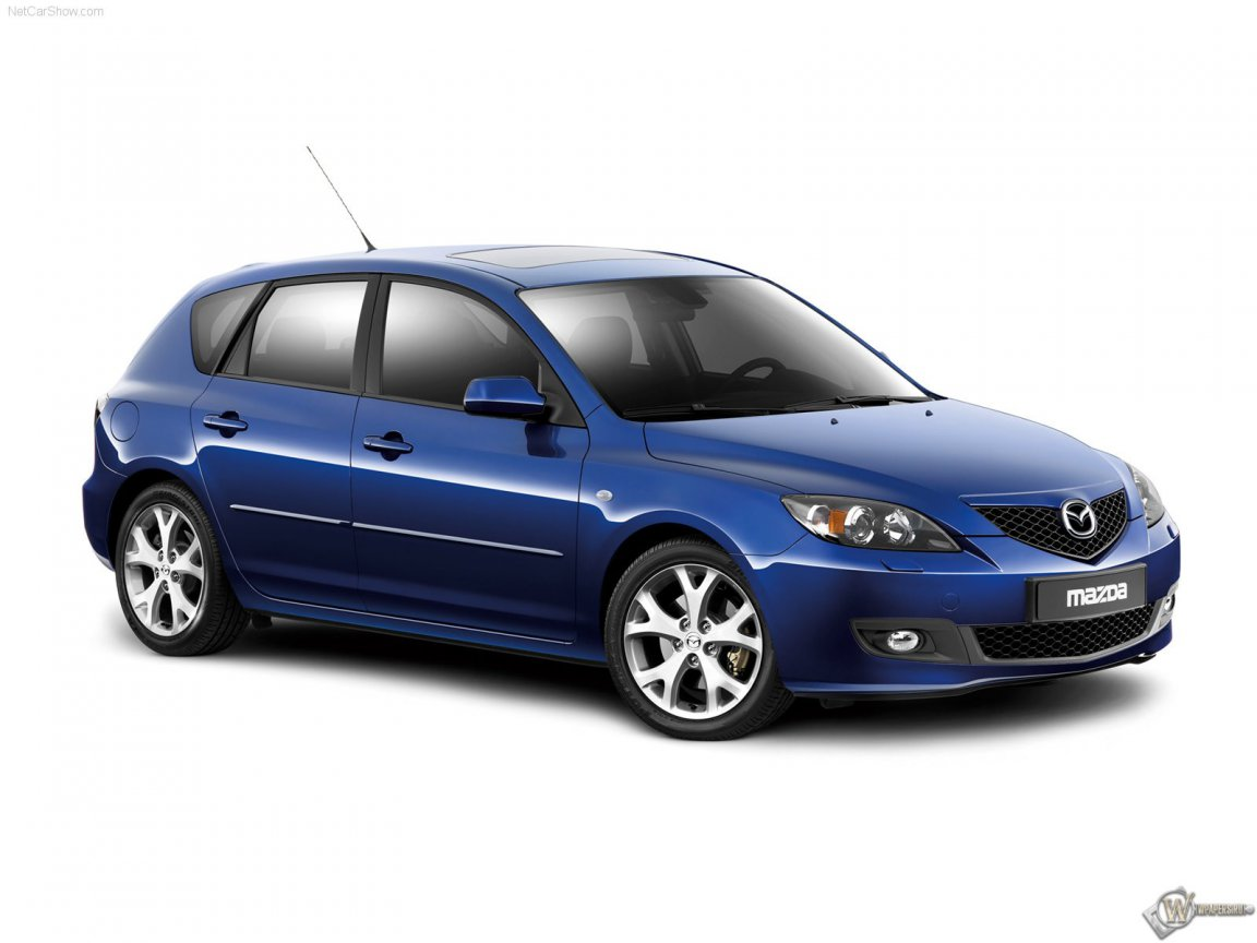 mazda 3 2003 - specifications, description, photos.