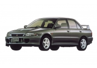 Mitsubishi Lancer <br>Седьмое поколение