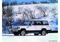 Mitsubishi Pajero <br>Первое поколение