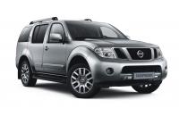 Nissan Pathfinder <br>Третье поколение